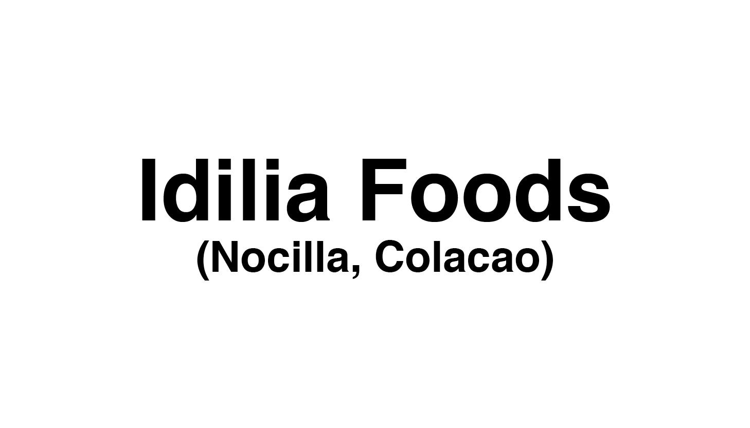 Idilia Foods