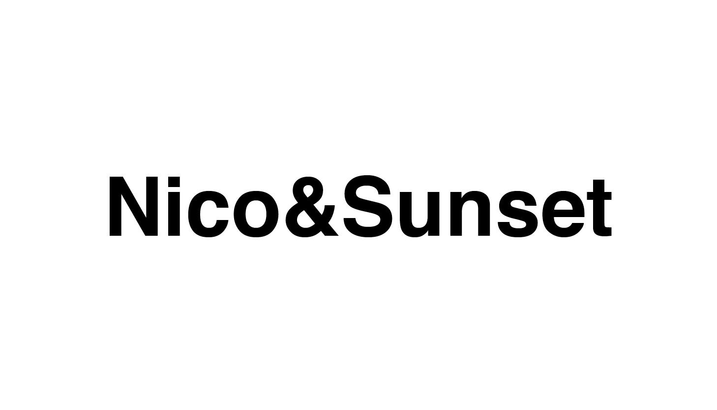 Nico&Sunset
