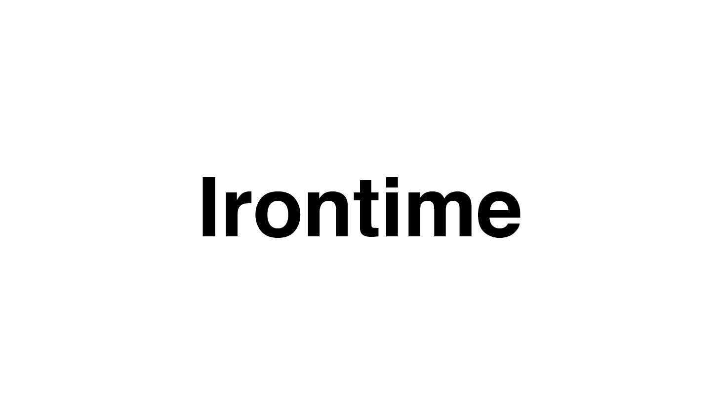 irontime
